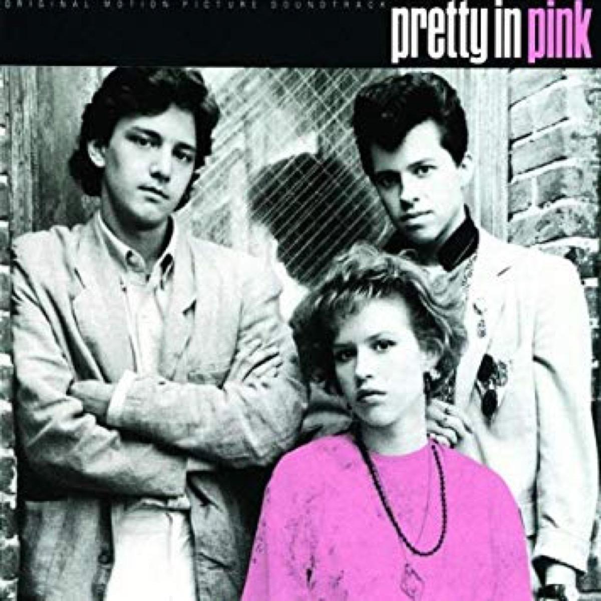 pretty in pink movie soundtrack album