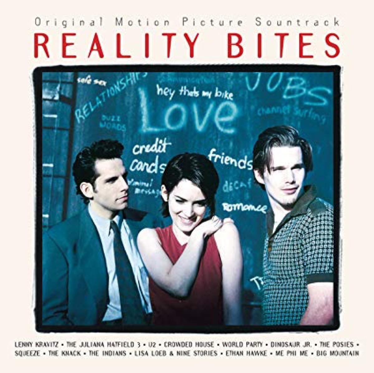 reality bites movie soundtrack cover