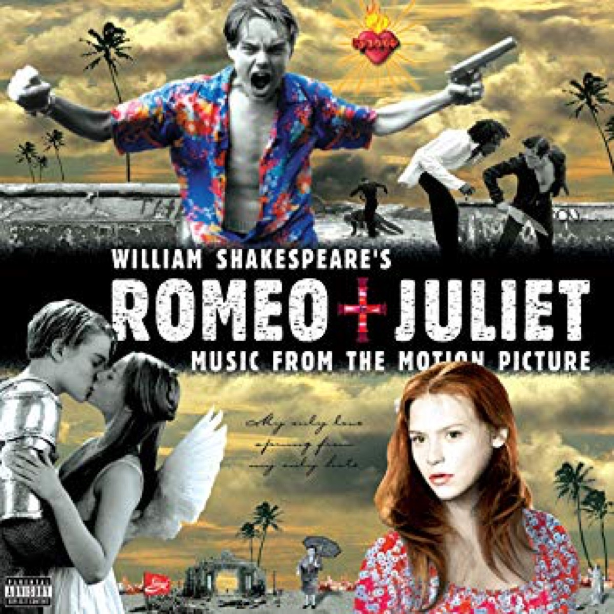romeo and juliet movie soundtrack