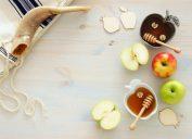 tallit, shofar, apples, and honey, rosh hashanah facts
