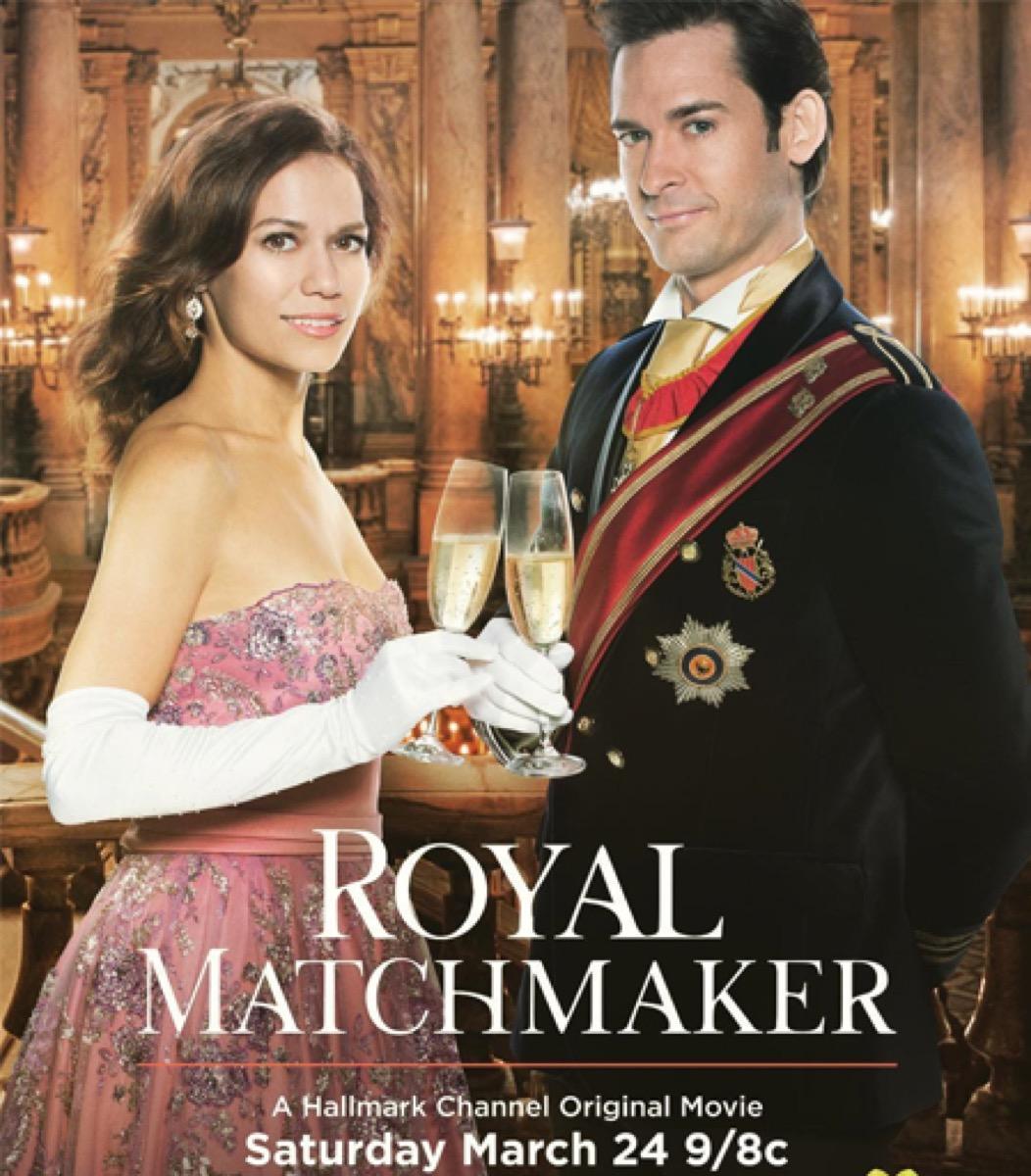 Royal Matchmaker Hallmark movie