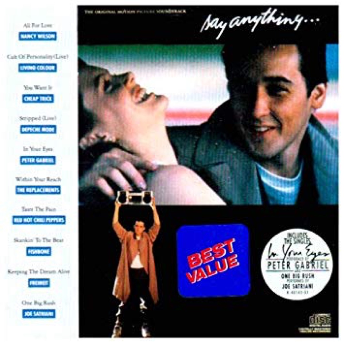 say anything movie soundtrack