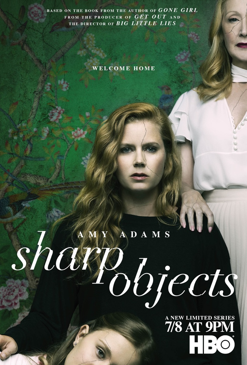 Sharp Objects Series Books TV Shows