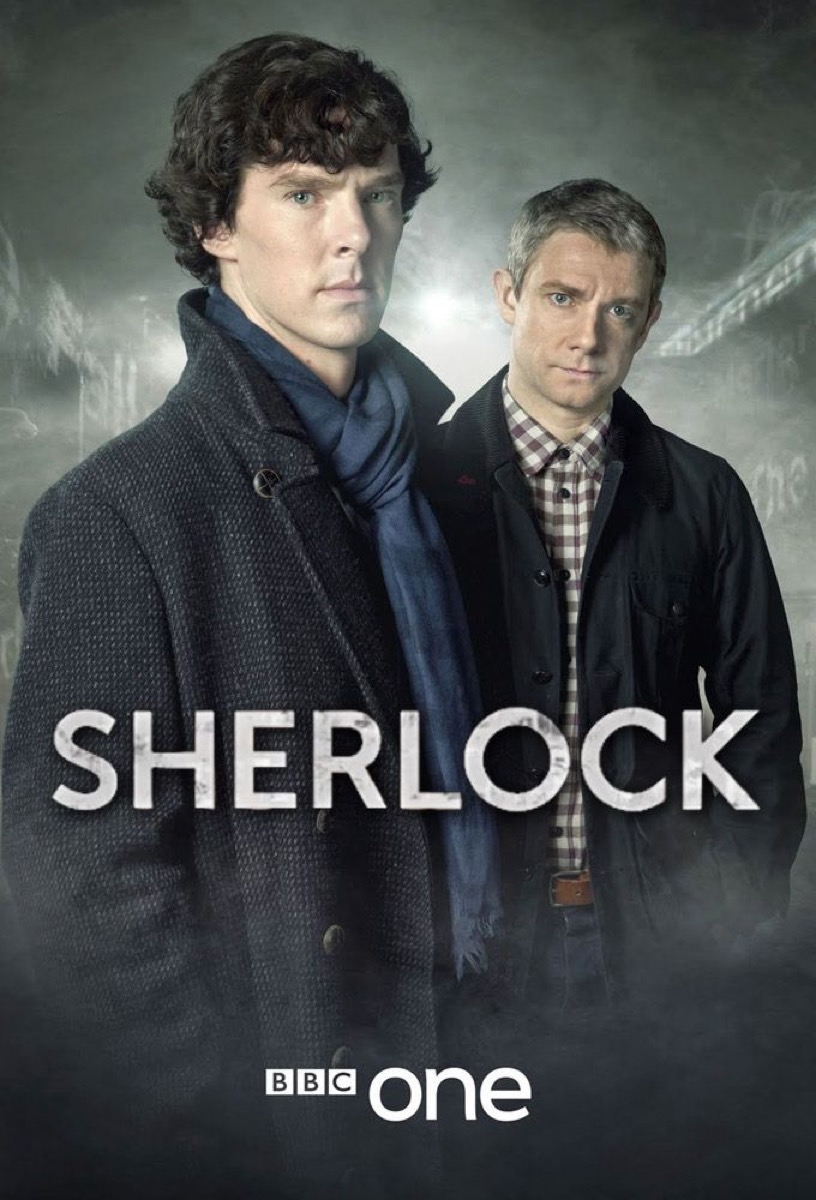 Sherlock TV Poster