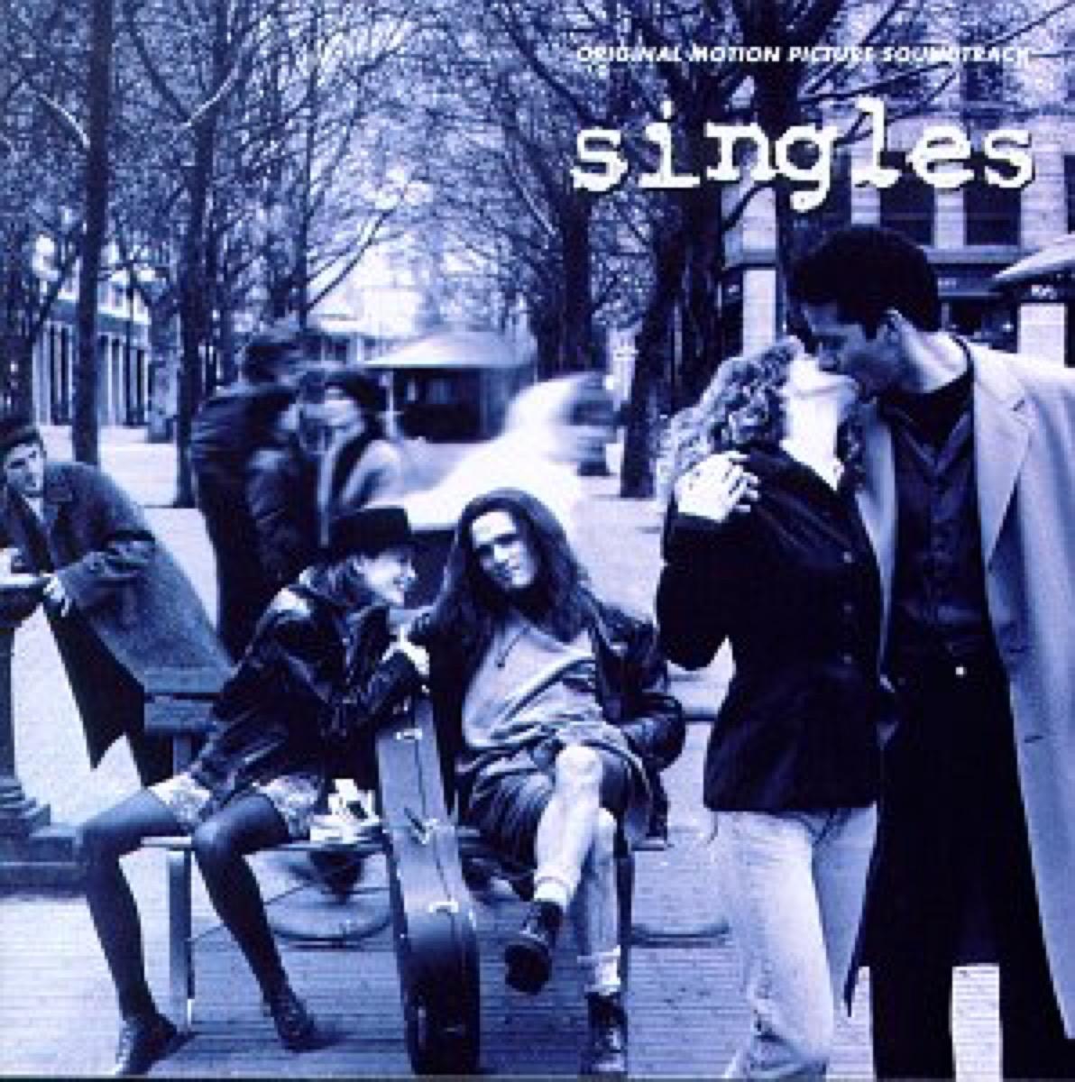 singles movie soundtrack album cover