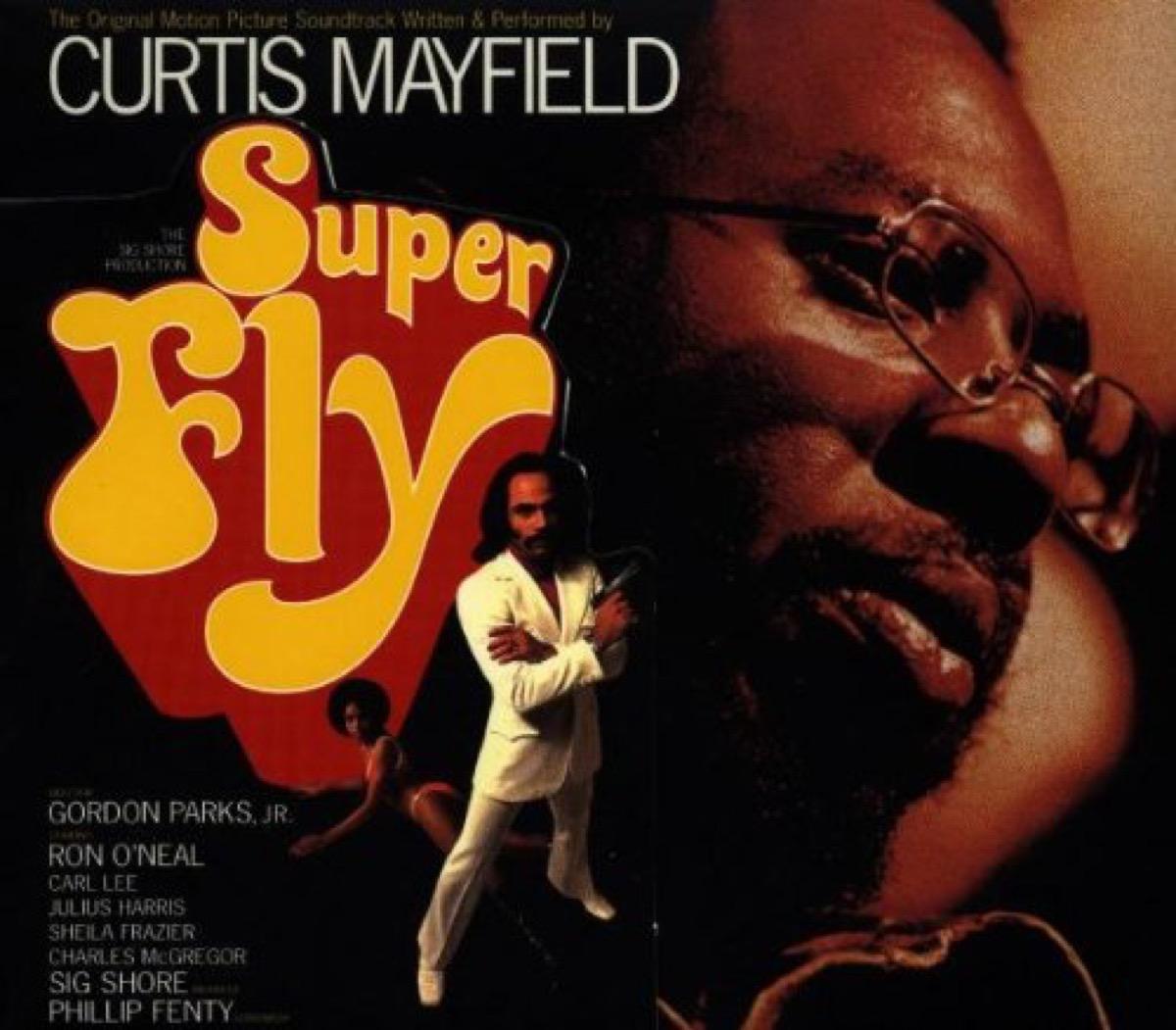 super fly movie soundtrack