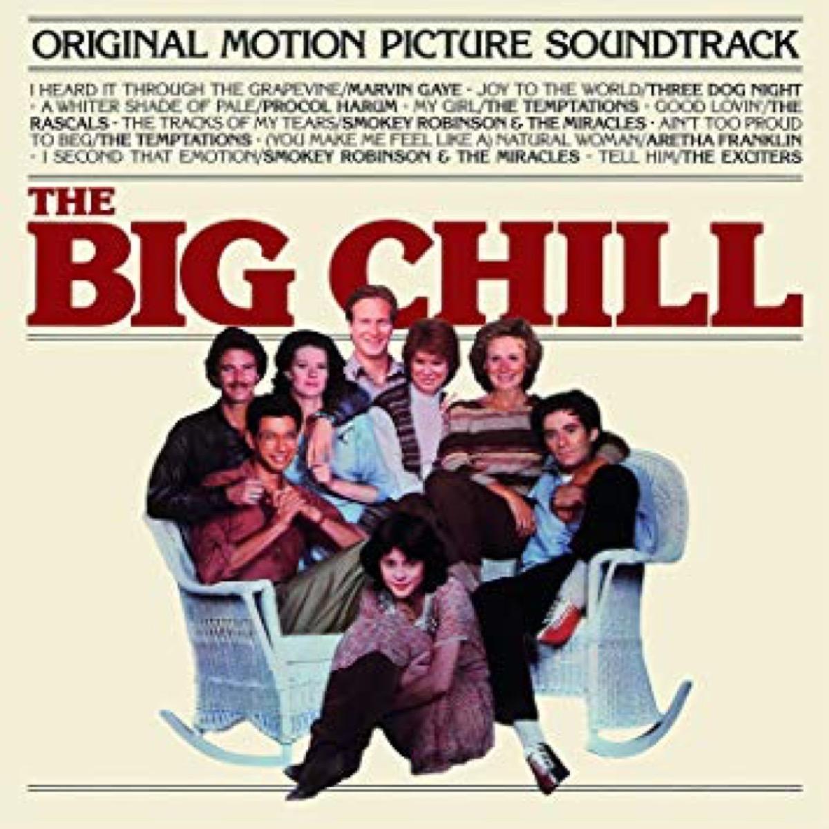 the big chill movie soundtrack album