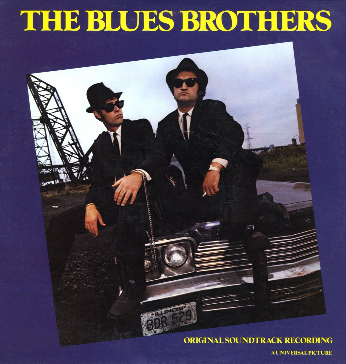 the blues brothers movie soundtrack