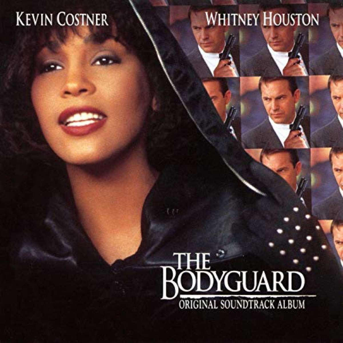 the bodyguard movie soundtrack