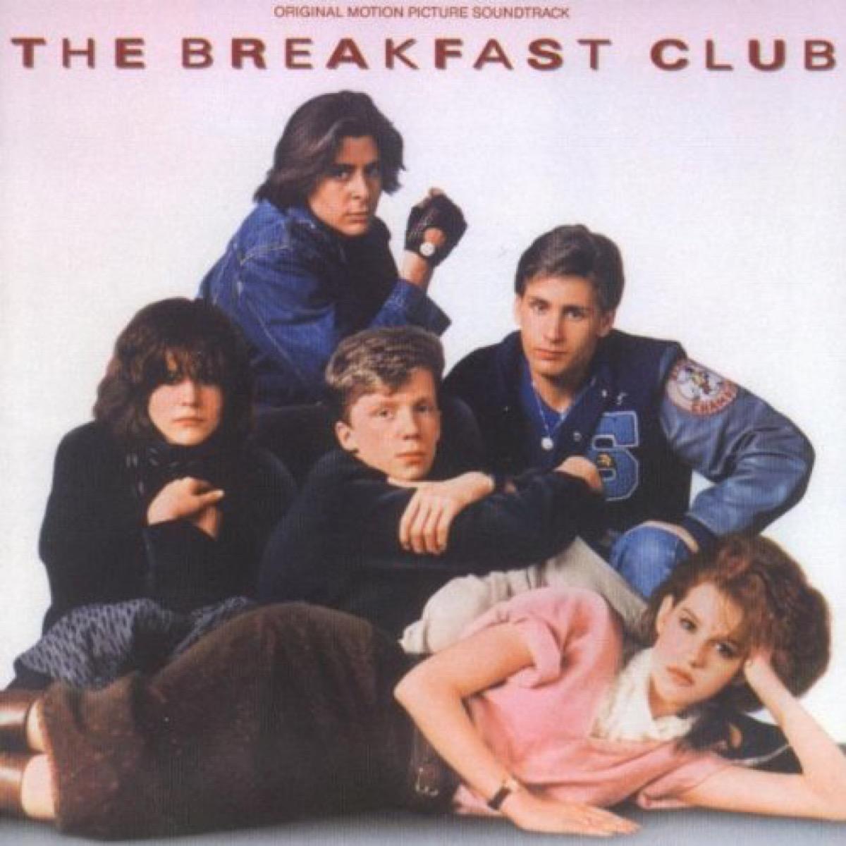 the breakfast club movie soundtrack