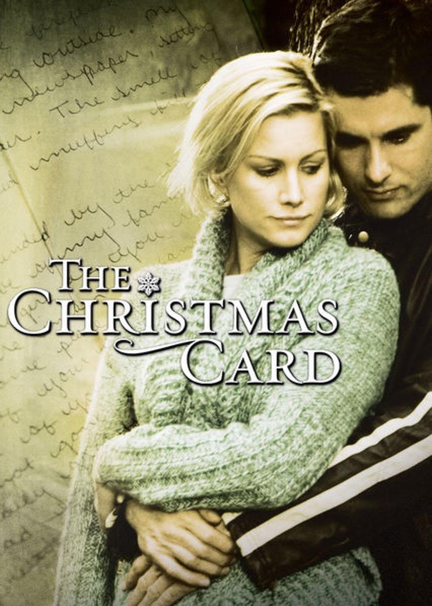 The Christmas Card Hallmark movie