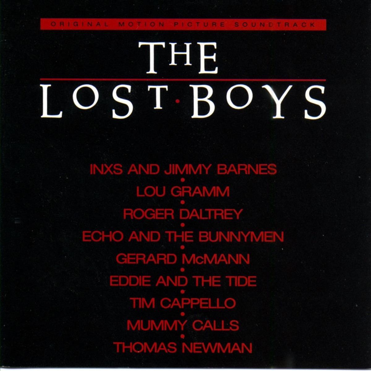 the lost boys movie soundtrack album