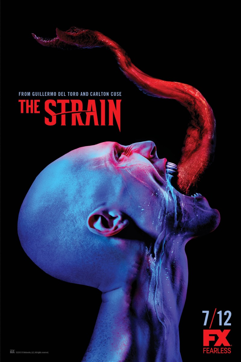 The Strain TV Show Book-to-TV Adaptations