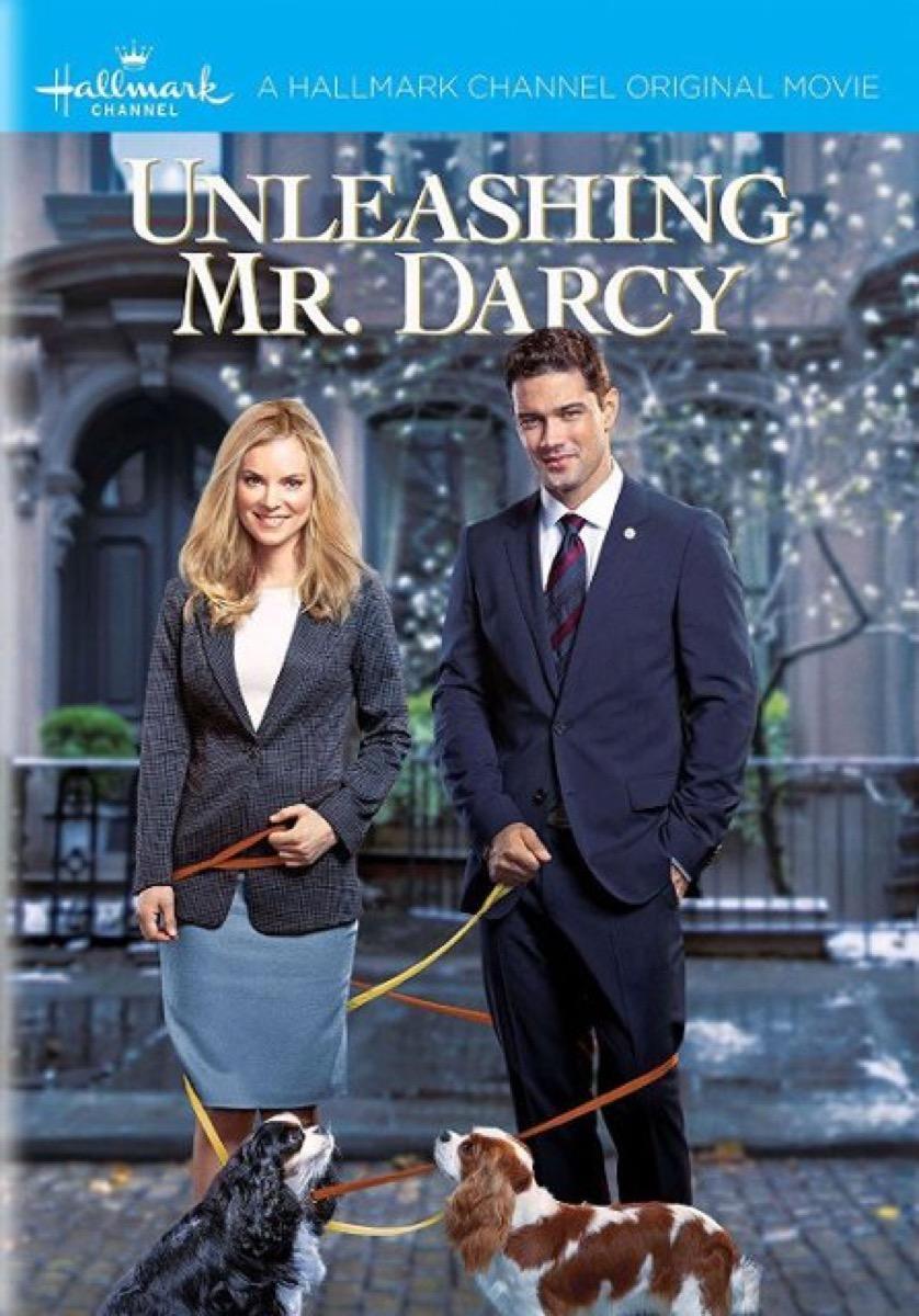 Unleashing Mr. Darcy Hallmark movie