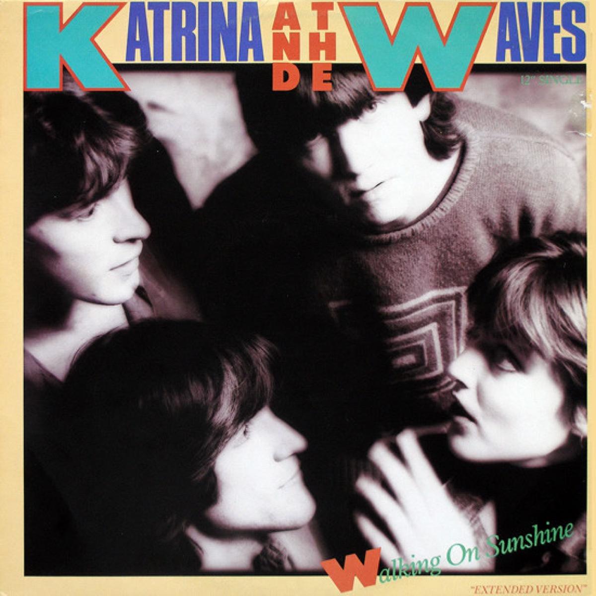 Katrina and the Waves Walking on Sunshine