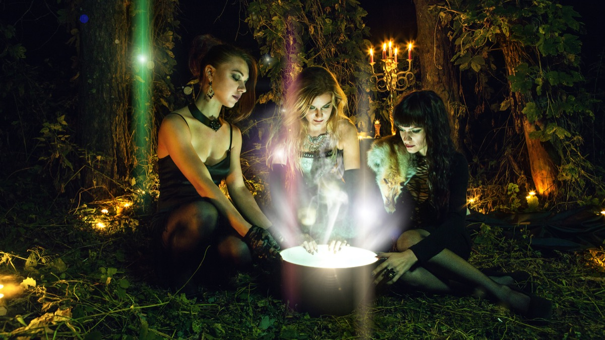 witch coven