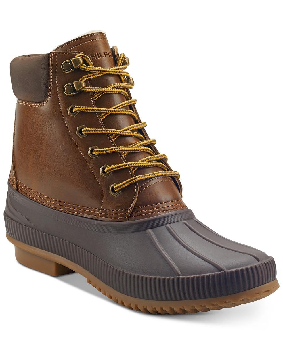 Men's duck boot