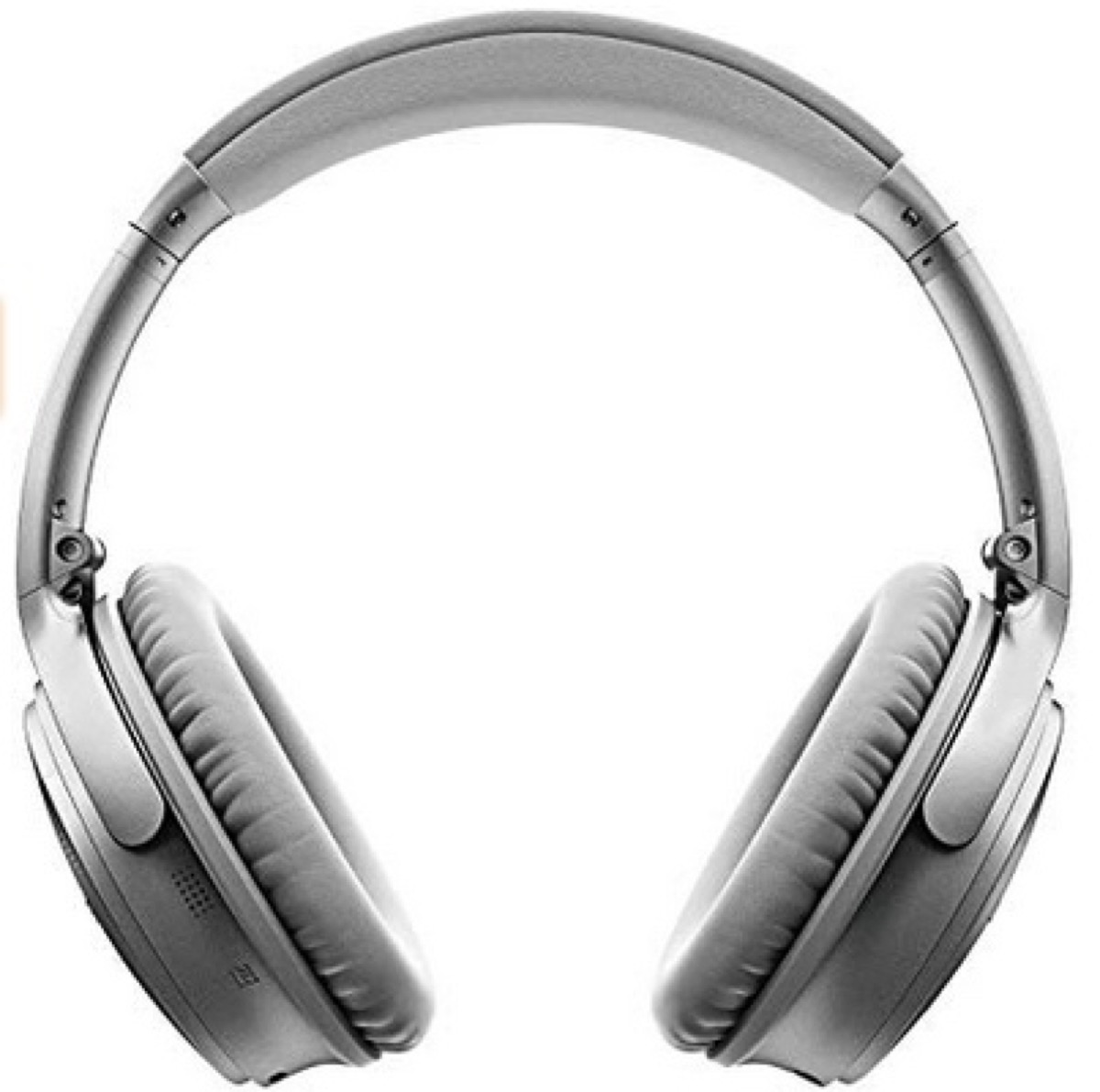 gray over the ear noise canceling headphones