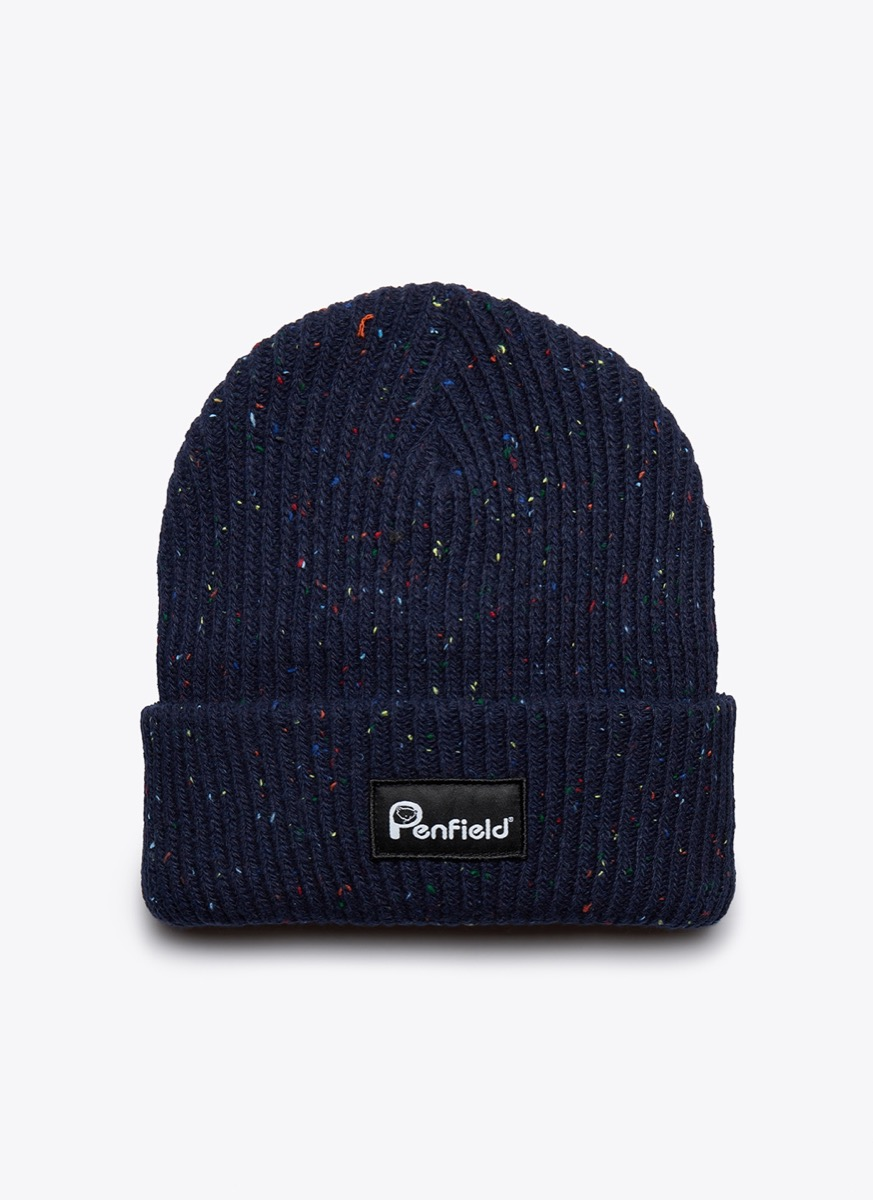 blue penfield beanie hat