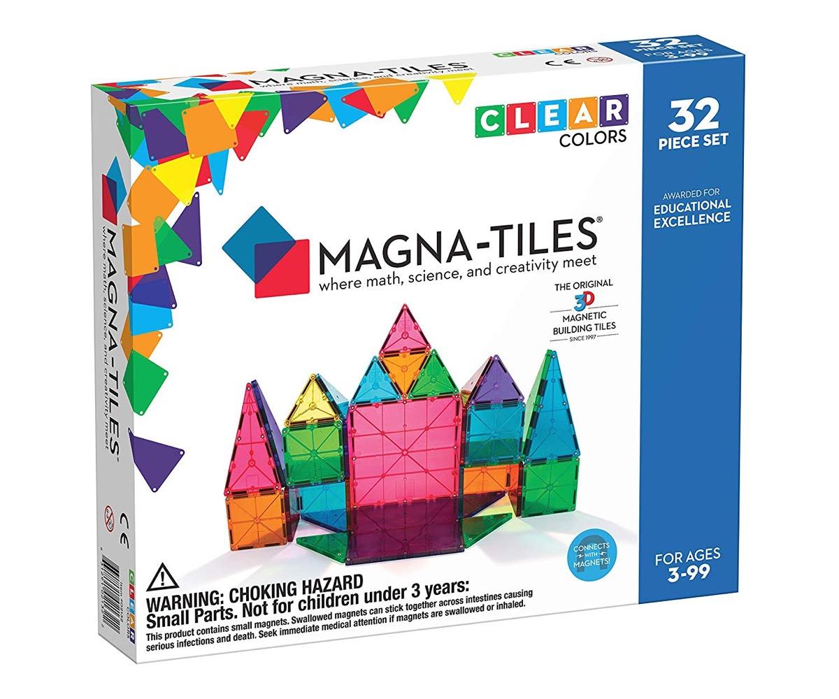 box of magnatiles
