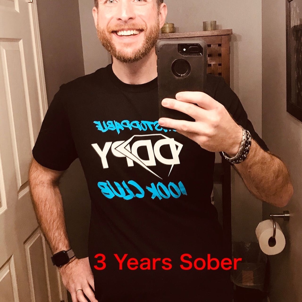 sobriety progression photos