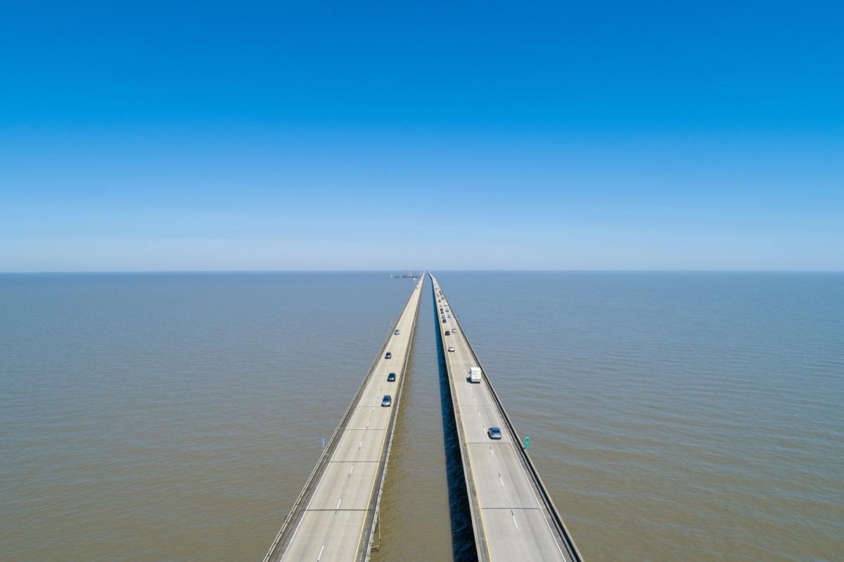 Lake Pontchartrain Causeway Bridge