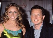 Michael J. Foxmarriage to Tracy Pollan