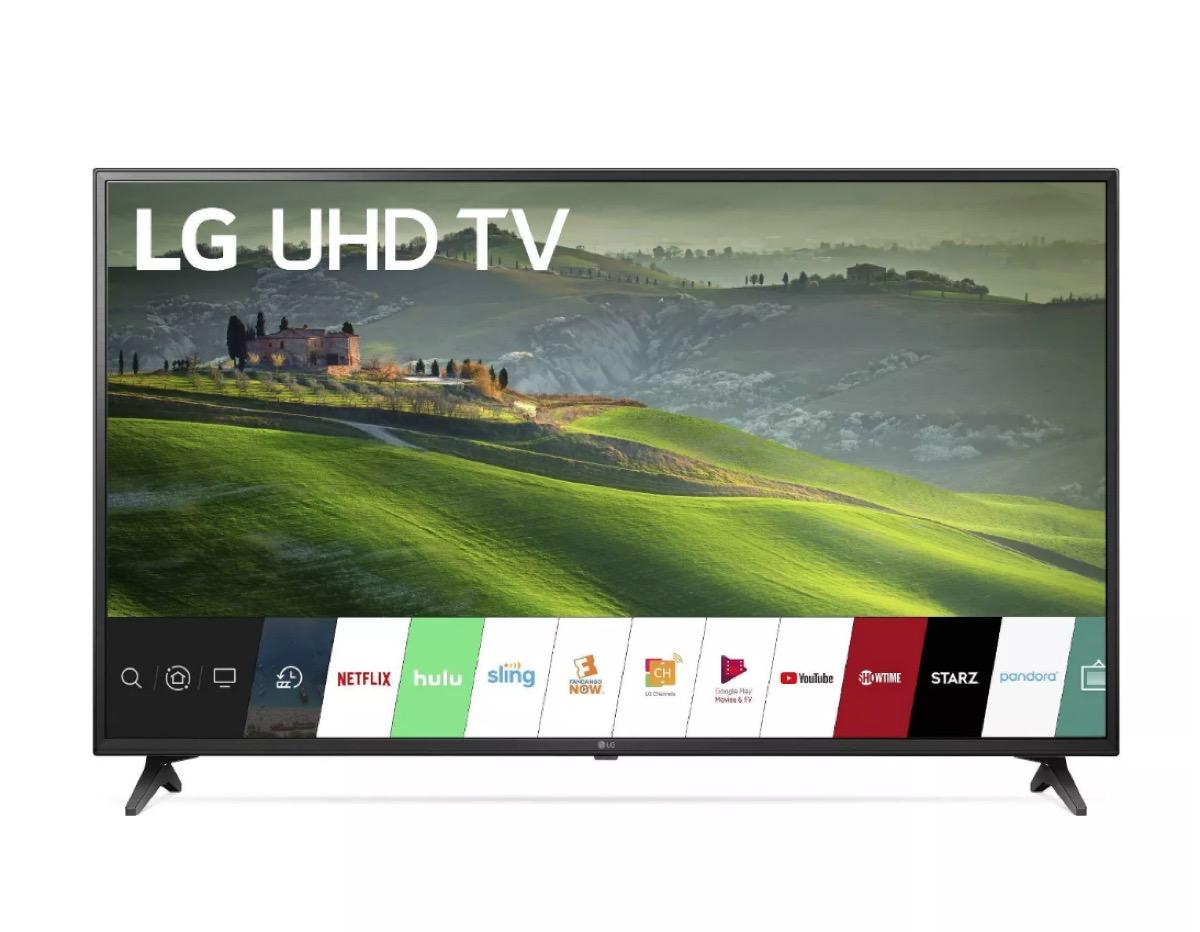 large lg smart tv