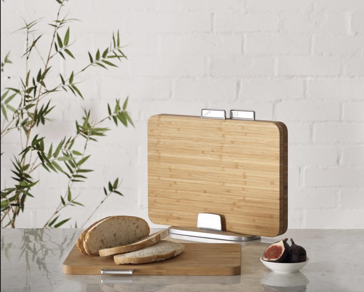 bamboo chopping board set