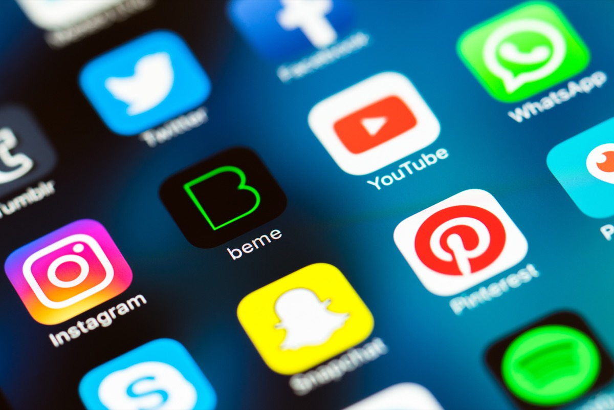 beme app on phone