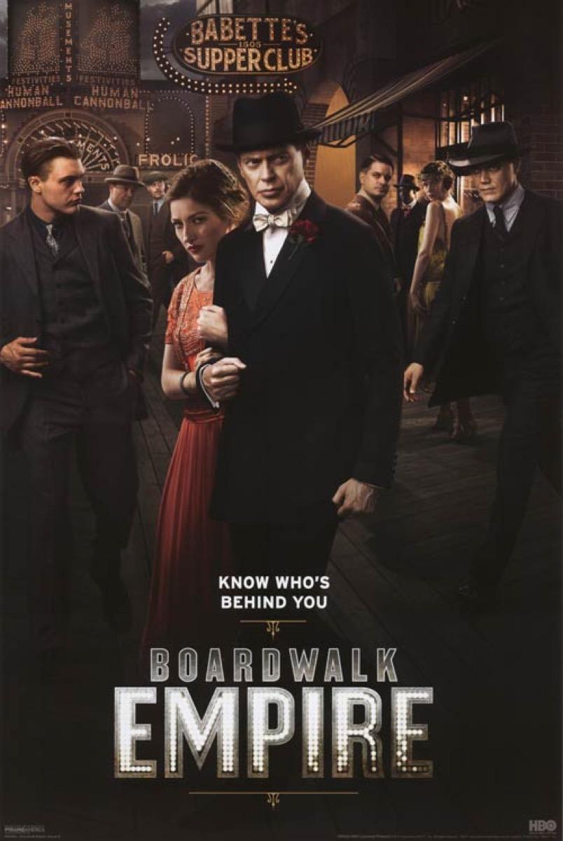 Boardwalk Empire Poster