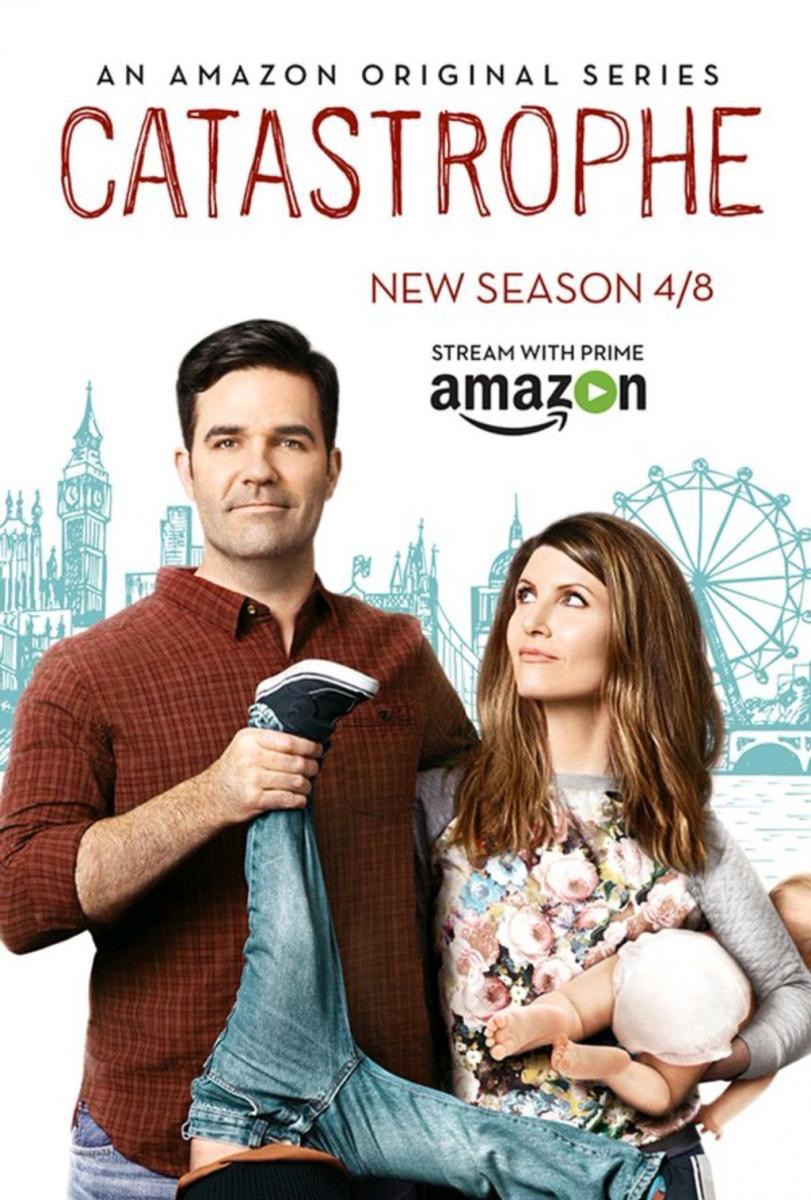Catastrophe tv show poster