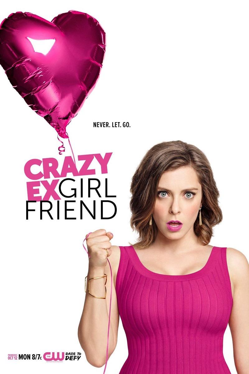 Crazy Ex Girlfriend TV Show Poster