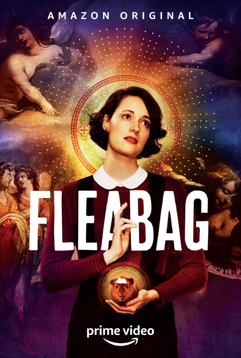 Fleabag Amazon TV Show Poster
