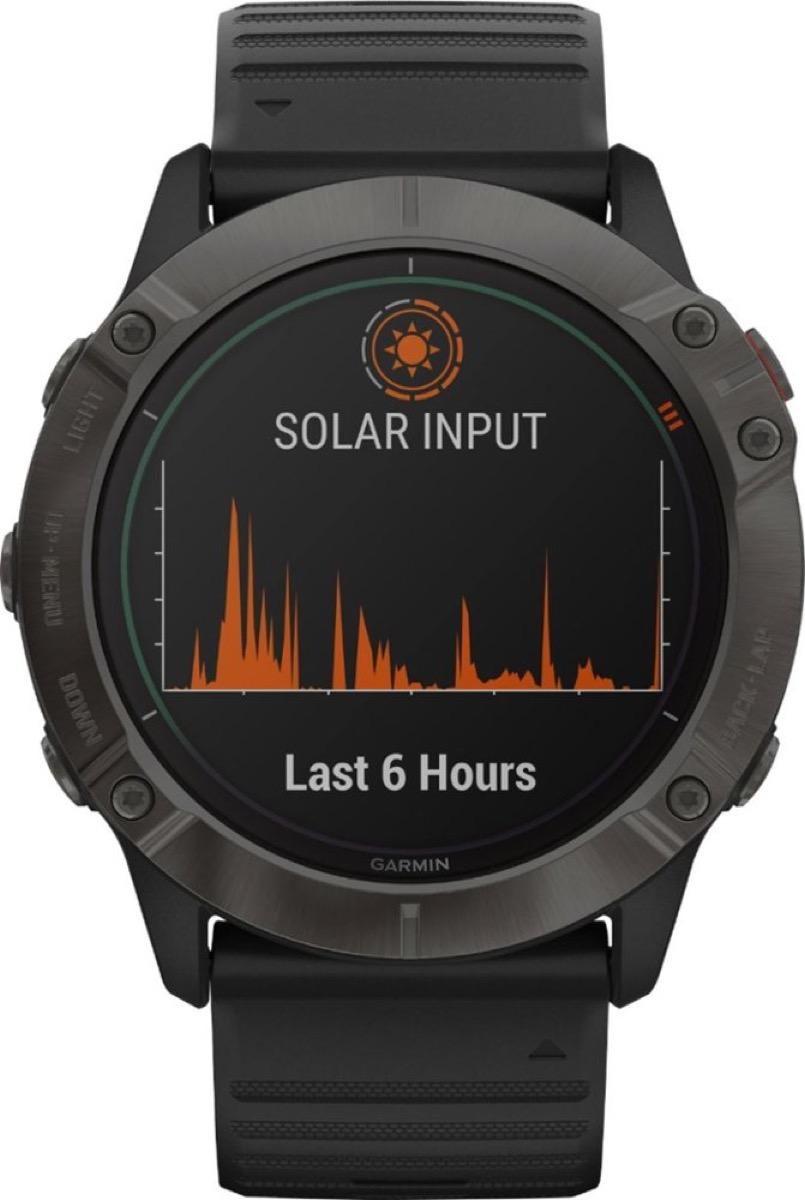 garmin solar watch