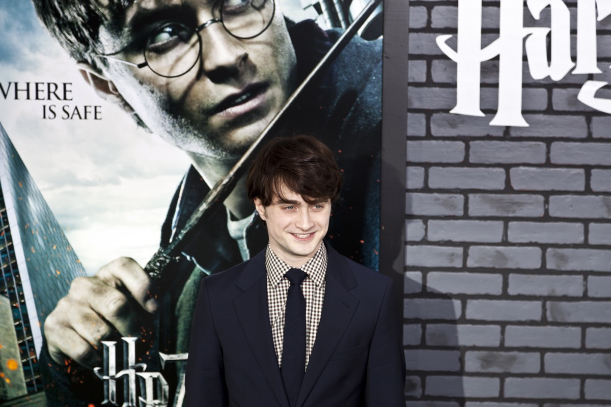 harry potter and deathly hallows movie premiere