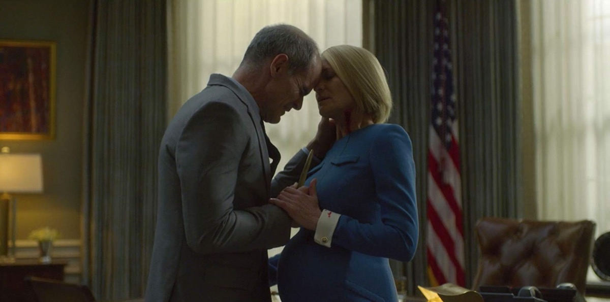 House of Cards series finale