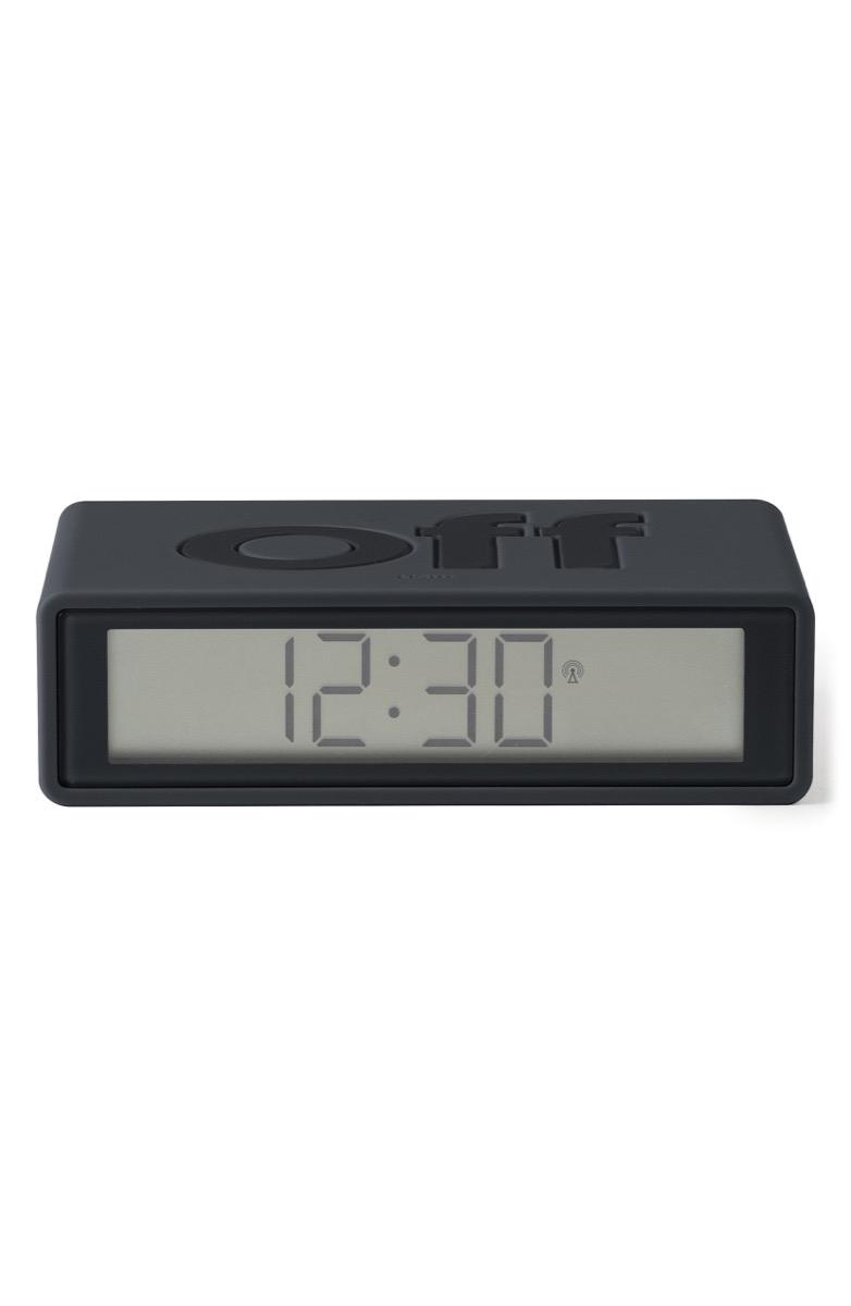 lexon flip alarm clock