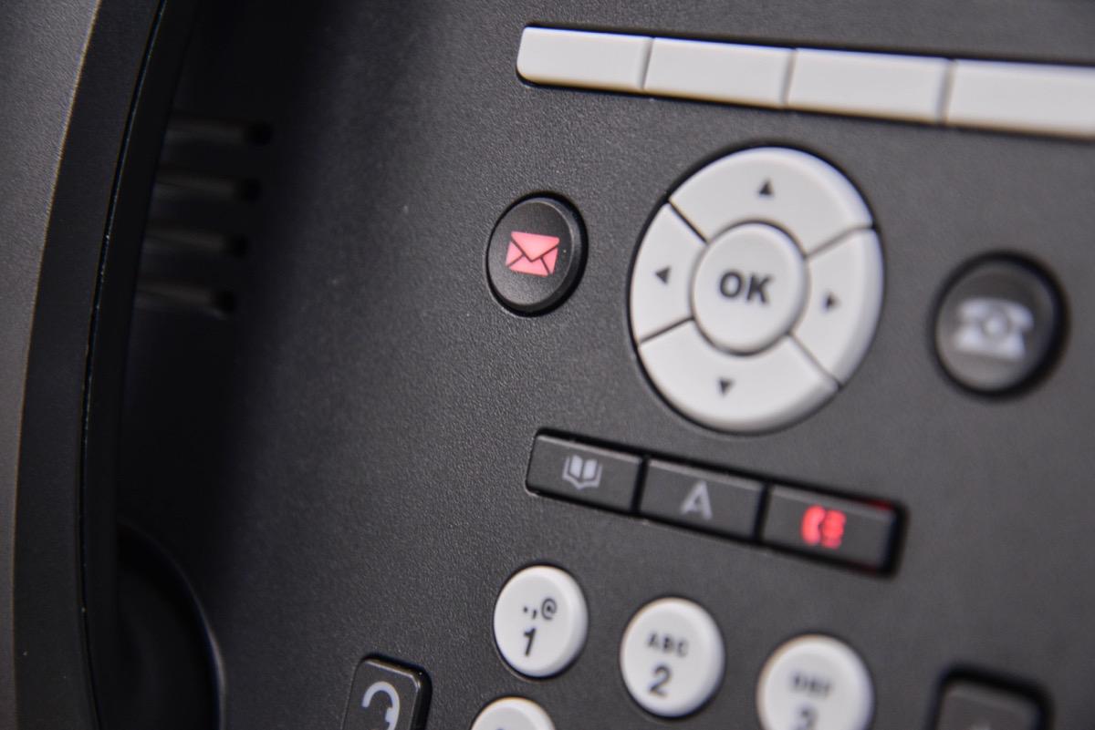message alert on phone