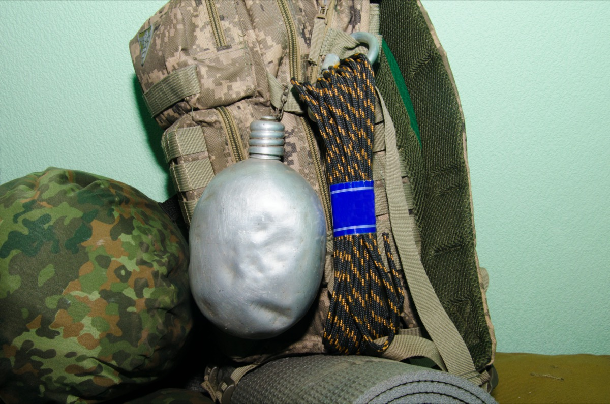 military army bag