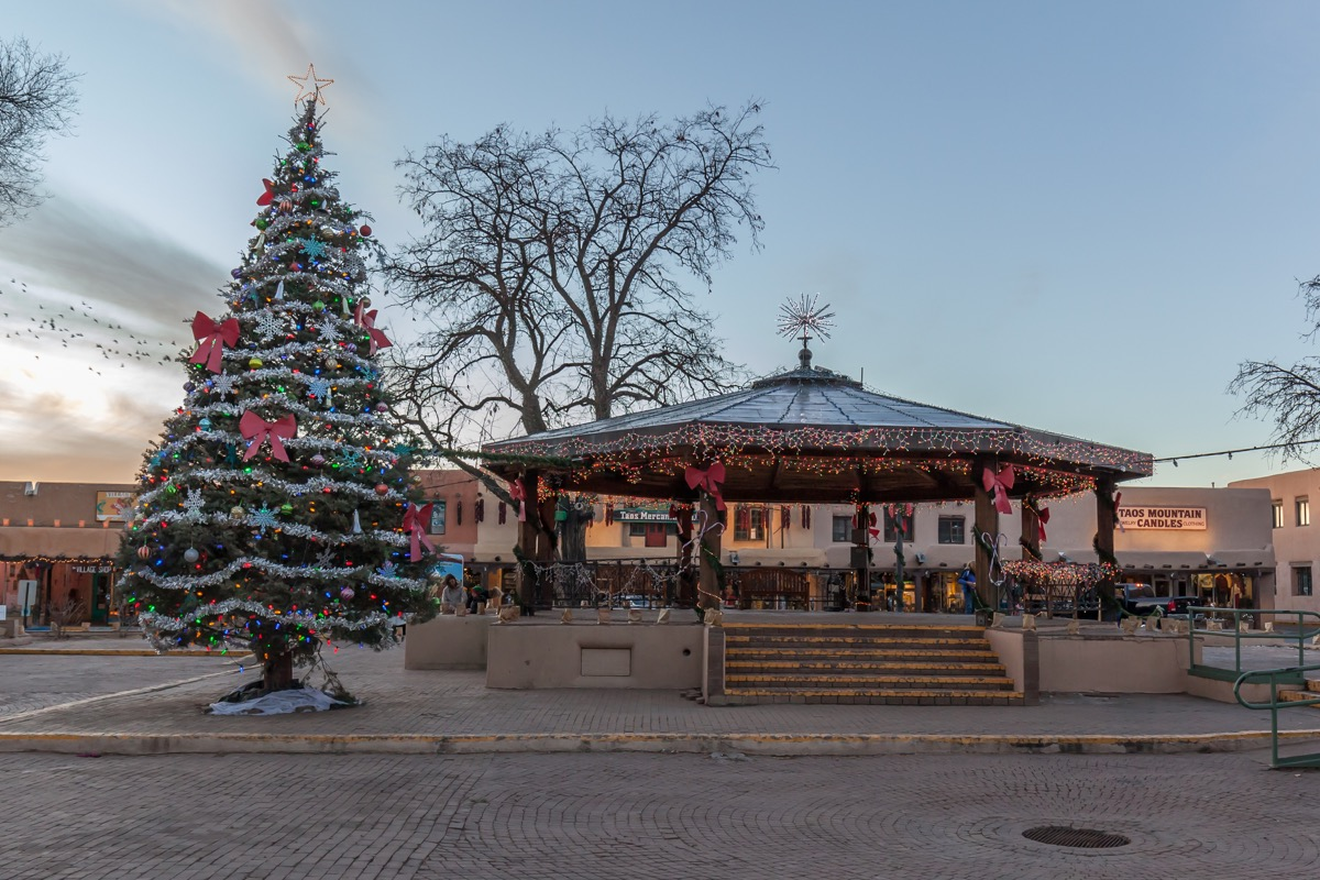 Christmas in New Mexico