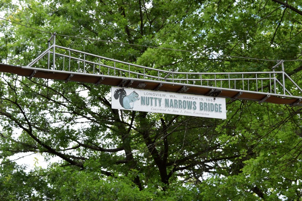 nutty narrows bridge