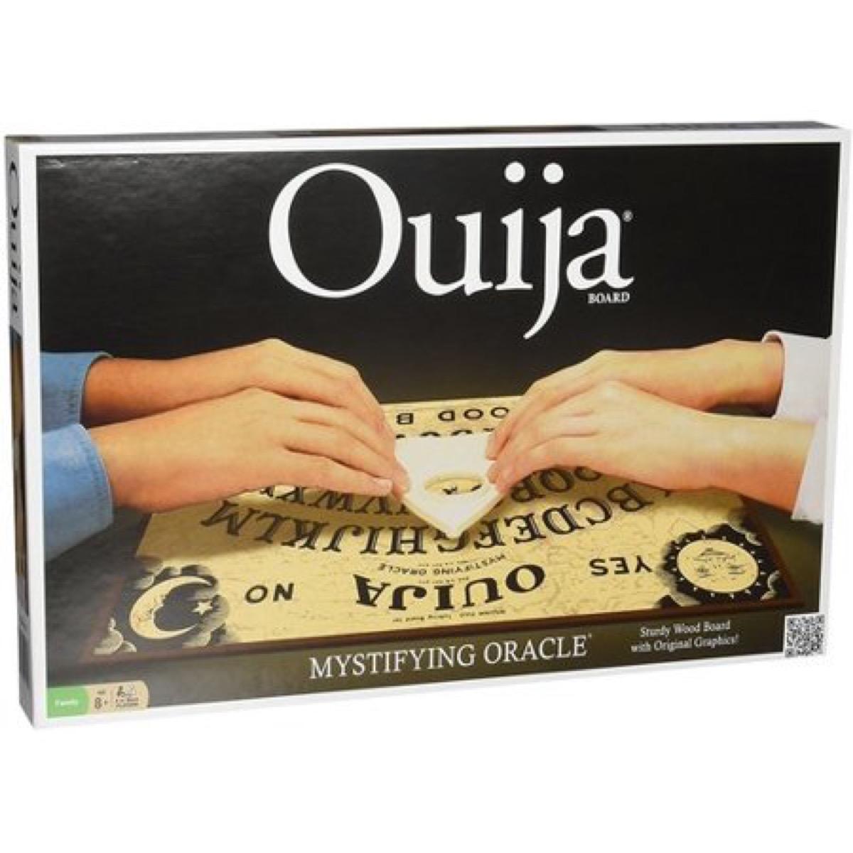 ouija board box