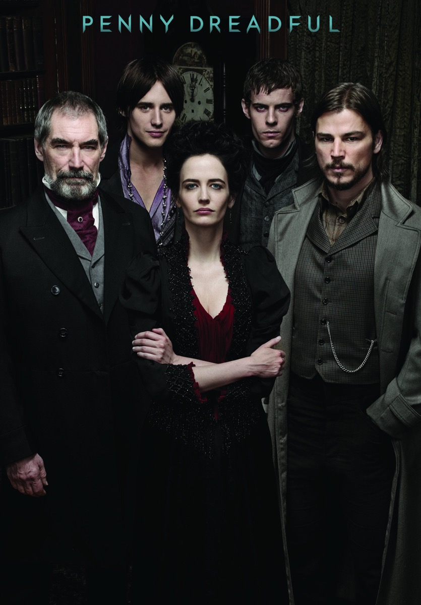 Penny Dreadful tv show poster