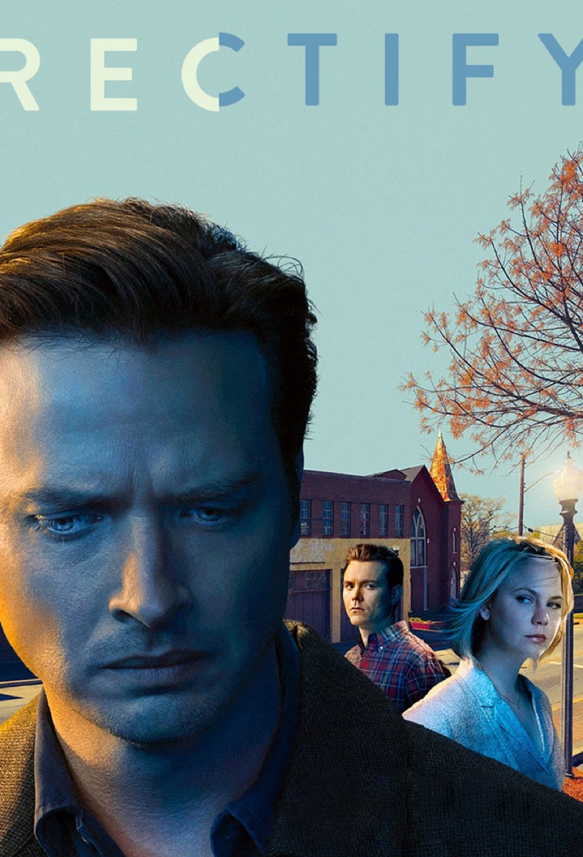 Rectify tv show poster