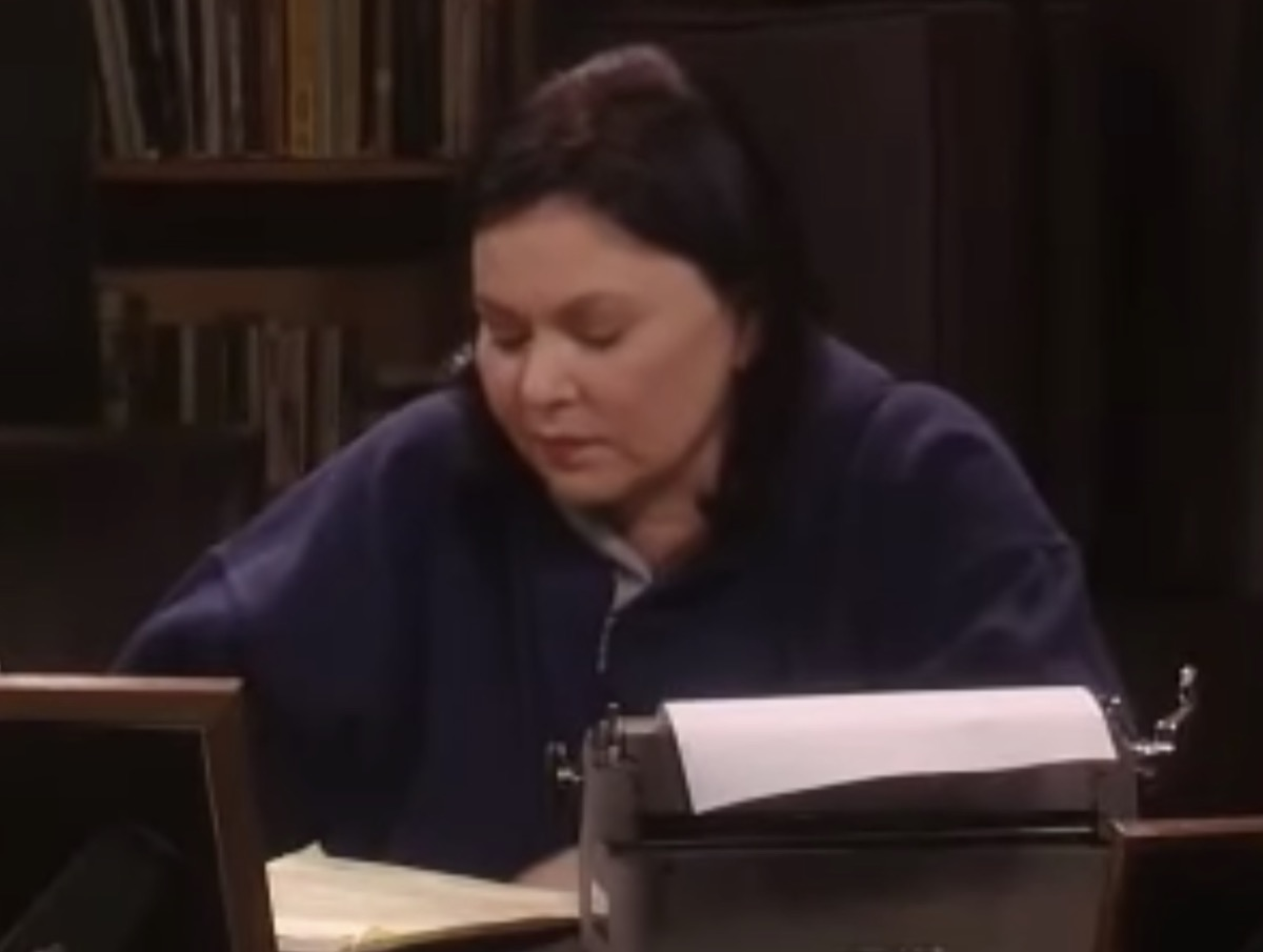 Roseanne series finale