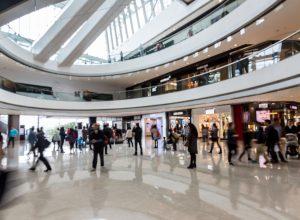 interior shopping mall