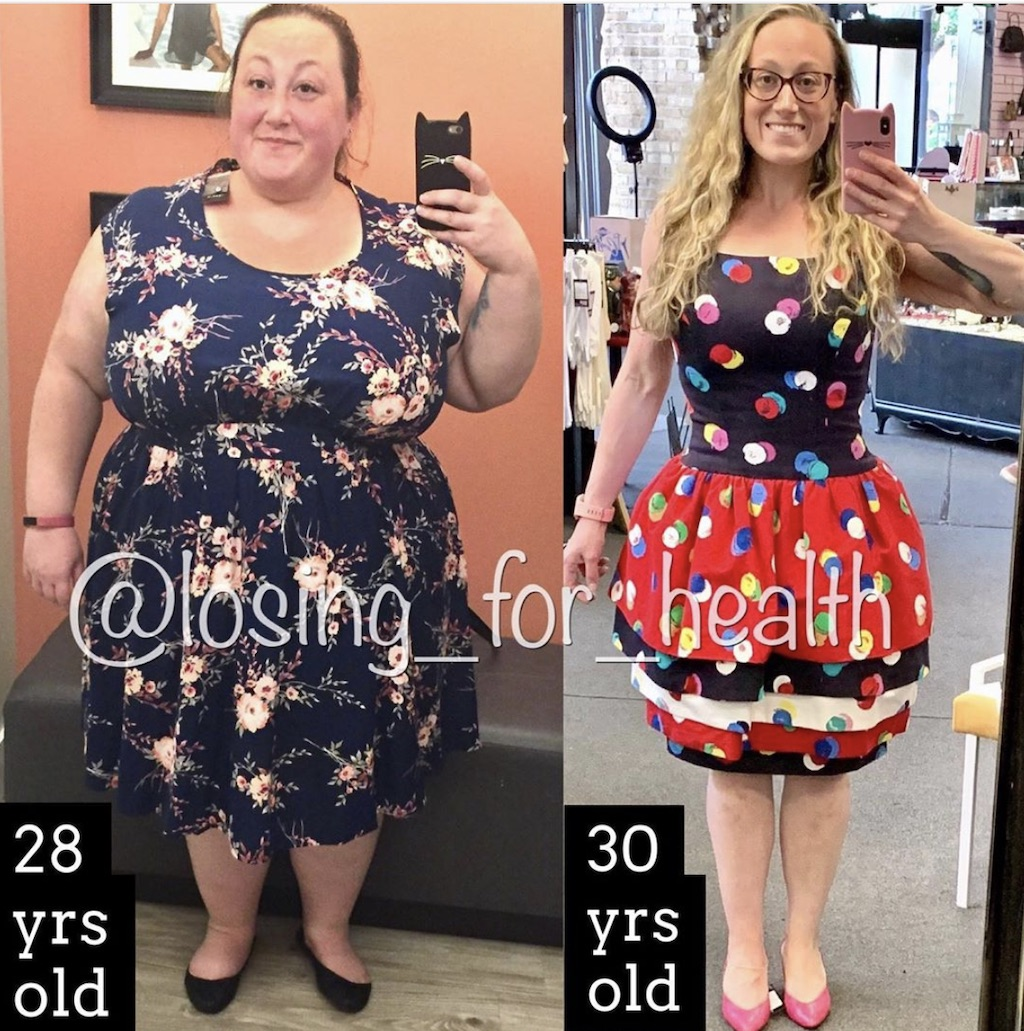 stacy blair weight loss success story