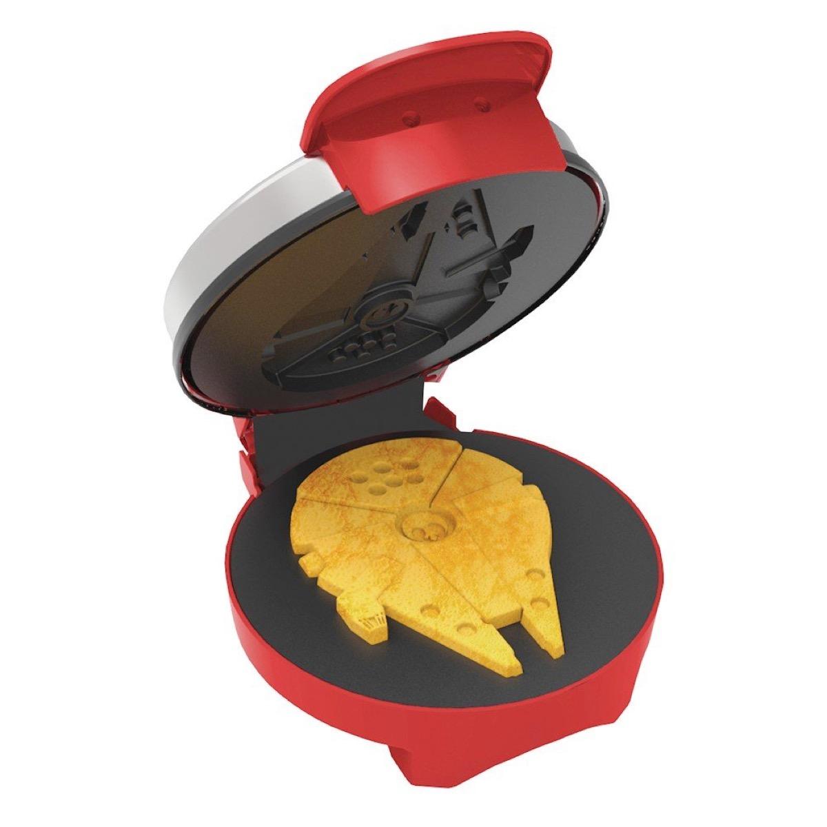 star wars waffle maker