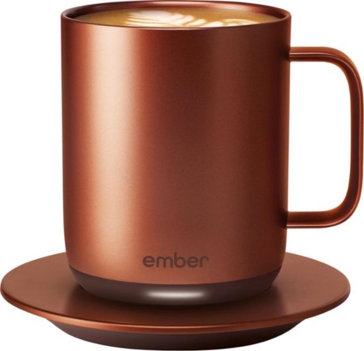 temperature controlled mug
